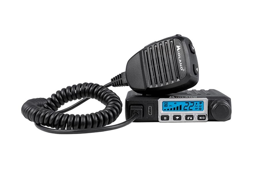 Midland MXT115 MicroMobile Two-Way Radio