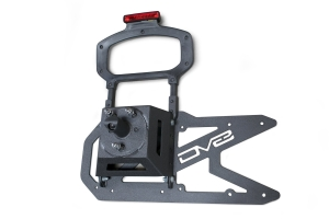 DV8 Offroad Tailgate Mounted Tire Carrier (Part Number: )