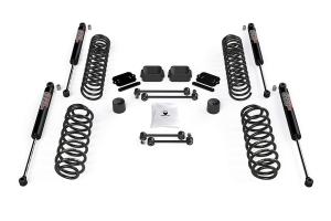 Teraflex 2.5in Coil Spring Base Lift Kit w/ 9550 VSS Shocks - JL 2Dr
