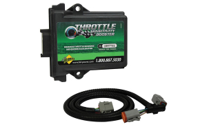 BD Diesel Throttle Sensitivity Booster - Dodge - Ford - Jeep (Part Number: )