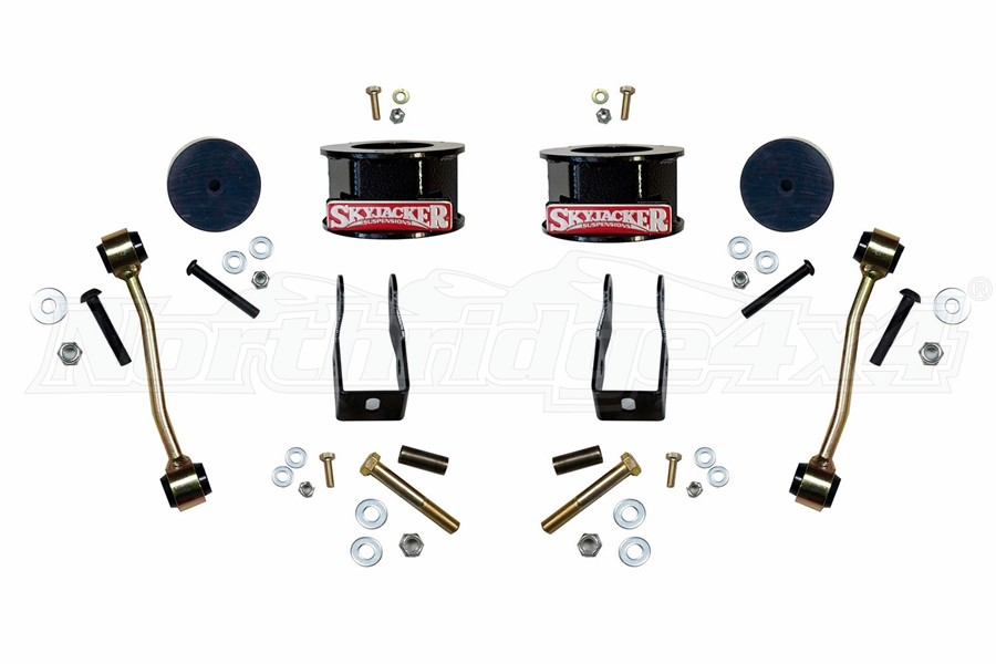 Skyjacker 2.5in Front Metal Spacer Kit - JT