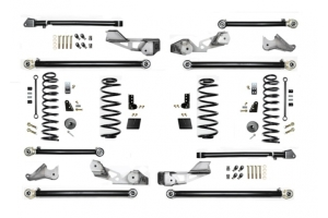 EVO Manufacturing 2.5in High Clearance Long Arm Lift Kit w/Shock Extensions (Part Number: )