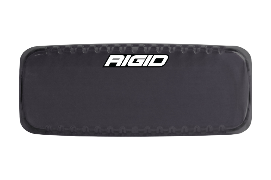 Rigid Industries SR-Q Series Light Cover, Smoke (Part Number:311983)