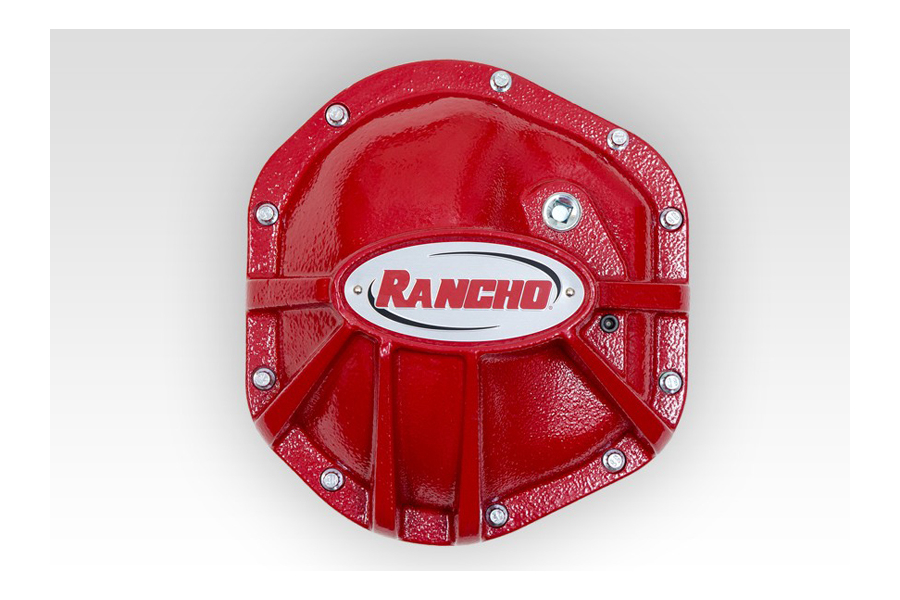 Rancho Performance RockGEAR Dana 44 Differential Cover  (Part Number:RS6209)