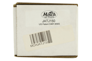 Misch 4x4 Products TJ Armrests Black (Part Number: )