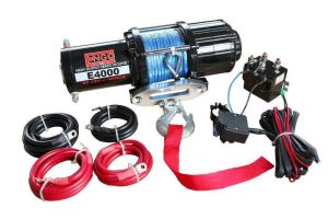 ENGO E4000 ATV Winch (Part Number: )