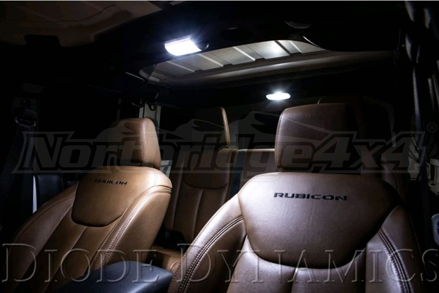 Diode Dynamics Interior LED Conversion Kit Stage 1 Cool White (Part Number:DD0363)