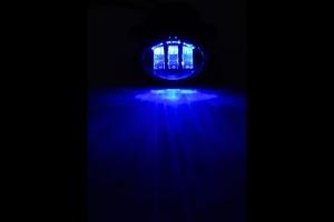 Quake LED 4in RGB Fog Lights - Quad Lock/Interlock Compatible - JL/JT
