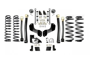 EVO Manufacturing 3.5in Enforcer Overland Lift Kit w/Shock Extensions Stage 3 (Part Number: )