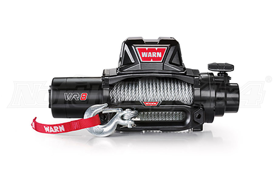Warn VR8 Winch (Part Number:96800)