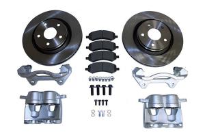 Crown Automotive Front Big Brake Kit (Part Number: )
