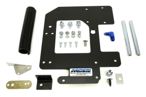 M.O.R.E. ARB Dual Air Compressor Mount Underhood ( Part Number: ARB07)
