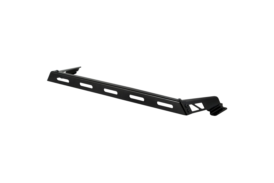 Rugged Ridge Black Hood Light Bar - JK