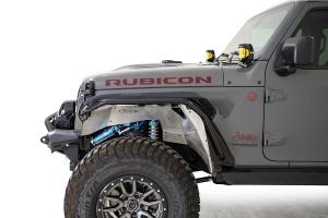 Addictive Desert Designs Stealth Fighter Front Fenders - No Turn Signal/Running Lights - JT/JL