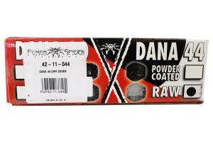 Poison Spyder Dana 44 Bombshell Diff Cover - JK/LJ/TJ