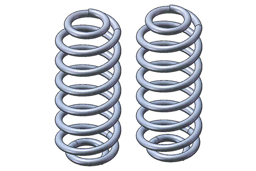 Clayton Rear 5.5in Coil Springs  (Part Number:1505501)