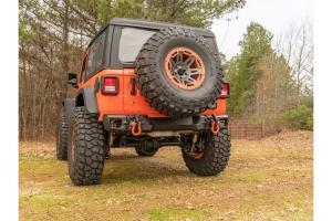 Rugged Ridge Arcus Series Rear Bumper  - JL