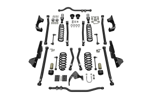 "Teraflex 4"" Alpine CT4 Suspension System Lift Kit - No Shocks - JK 4DR"