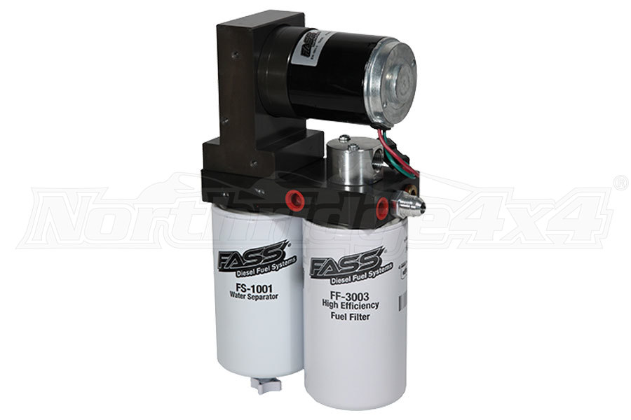 FASS Titanium series diesel fuel lift pump (Part Number:TD08165G)