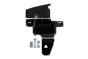 Synergy Manufacturing HD Skid Plate System Black - JK 2007-11