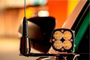 Midland MicroMobile 6DB Gain Whip Antenna