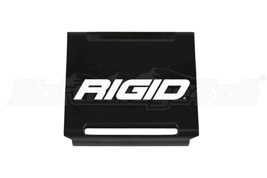 Rigid Industries E-Series 4IN Light Cover, Black (Part Number:104913)