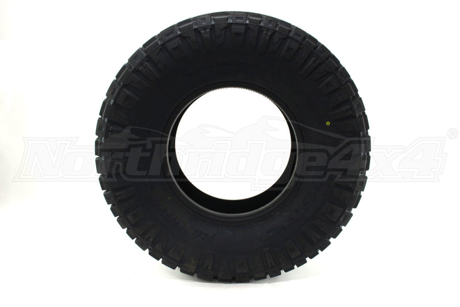 Nitto Ridge Grappler 37x12.50R17LT D Tire (Part Number:N217-050)