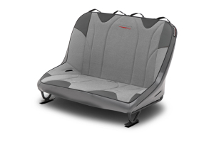 MasterCraft Rubicon Dirtsport Bench Seat w/o Headrests Smoke Gray/Gray (Part Number: )