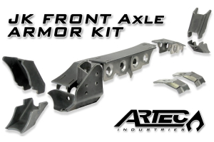 Artec Industries Dana 30 Axle Armor Kit Front ( Part Number: JK3011)