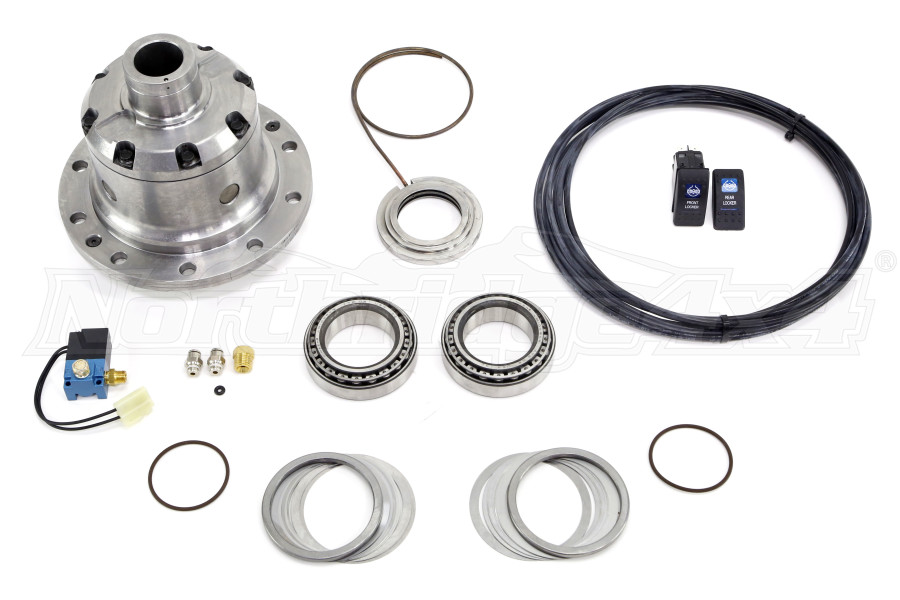 Yukon Zip Locker for Dana 44 with 30 Spline Axles 3.73 and Down (Part Number:YZLD44-3-30)