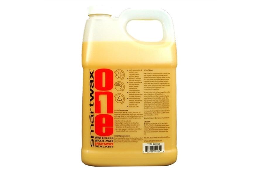 SmartWax SmartOne Waterless Wash Wax and Sealant - 1 Gallon