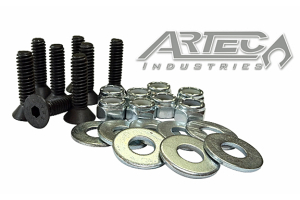 Artec Industries 8-Bolt Battery Mount Kit (Part Number: )
