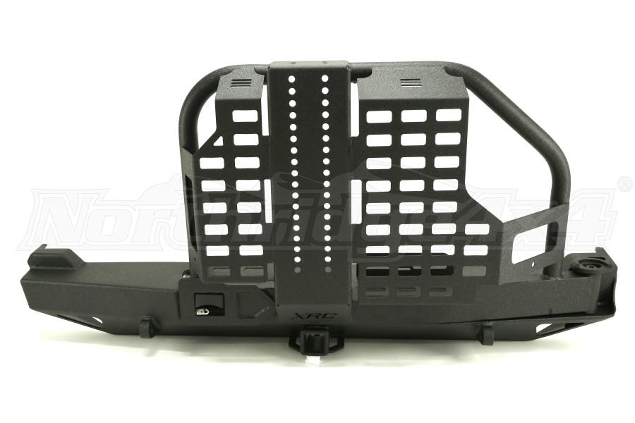 Smittybilt XRC Rear Bumper w/Tire Carrier - XJ