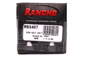 Rancho Performance RS5000 Steering Damper (Part Number: )