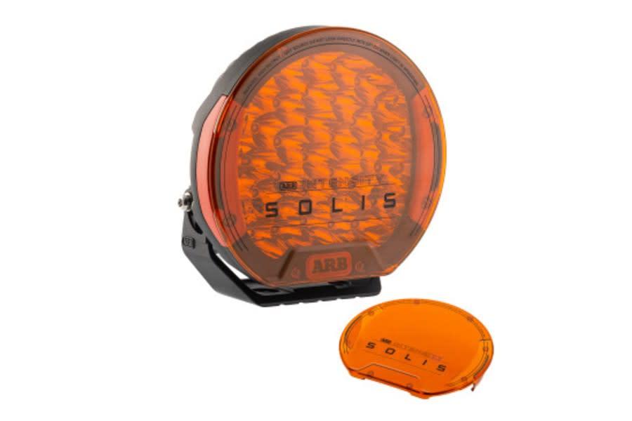 ARB SOLIS Lens Cover - Amber