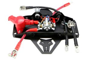 jeep jk 2012 genesis offroad dual battery kit 85 amp. Black Bedroom Furniture Sets. Home Design Ideas