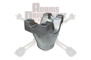 Adams Driveshaft 1350 Series U-Bolt Style Rear Forged Pinion Yoke  - JL Sahara w/ M220 Differential