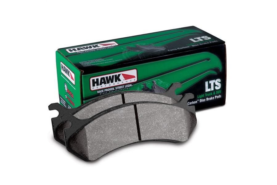 Hawk Performance Rear LTS Street Brake Pads - JL
