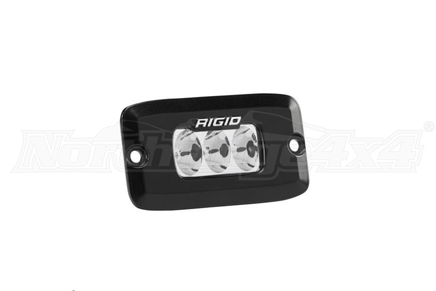 Rigid Industries SR-M Series Pro Driving Flush Mount (Part Number:932313)