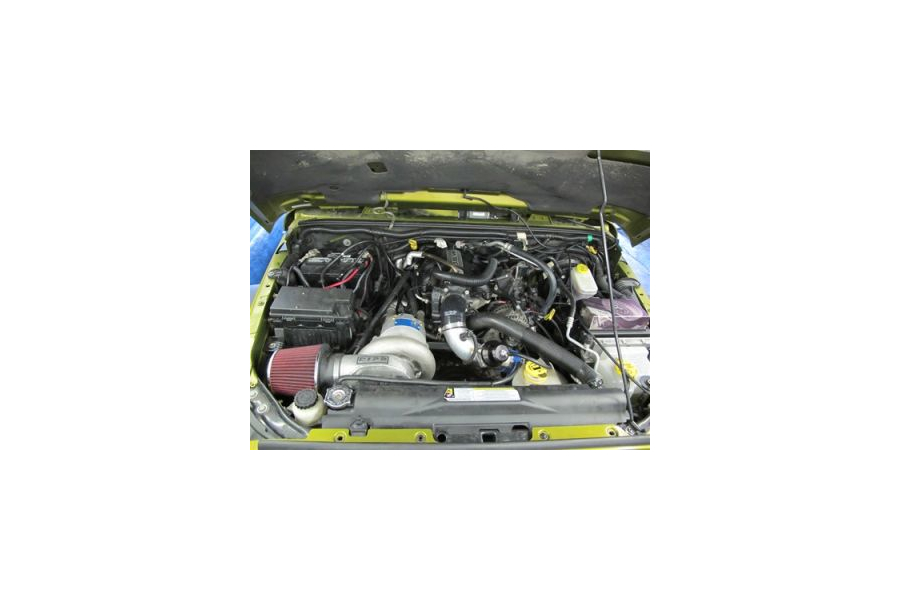 RIPP Superchargers GEN2 Supercharger Kit V3 Si-Trim Stage 2 Intercooled (Part Number:0711JKGEN2-SDS-STG2BLK)