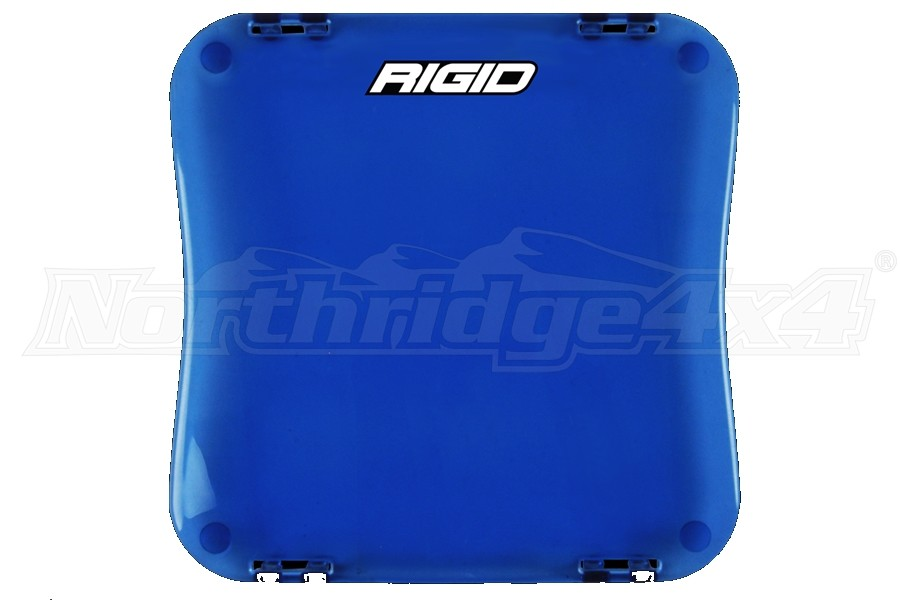 Rigid Industries D-XL Series Cover, Blue (Part Number:321943)