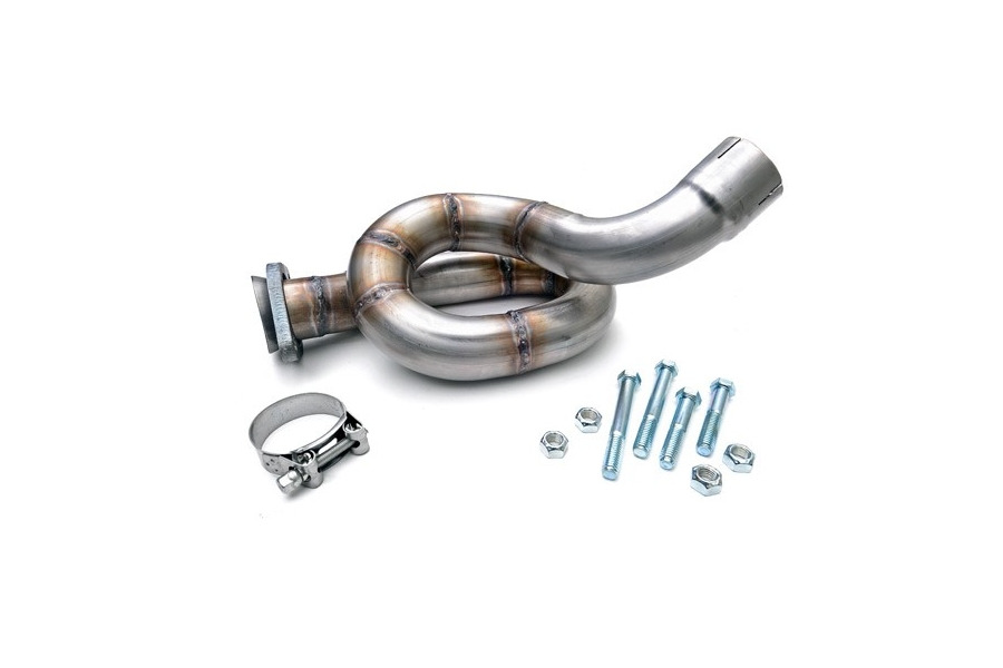 Rough Country Exhaust Loop Relocation Pipe - JK 2012+