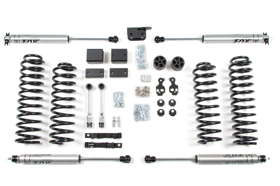 BDS Suspension 3in Suspension Lift Kit  (Part Number:1423H)