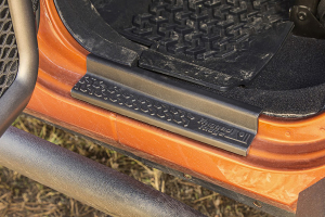 Rugged Ridge Entry Guard Kit, All Terrain (Part Number: )