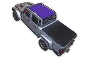 SpiderWebShade JT4D Shade Top - Purple - JT