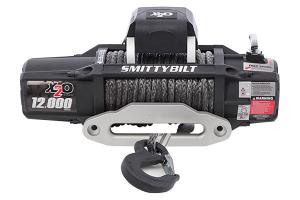 Smittybilt Gen2 X20-12K Waterproof Winch