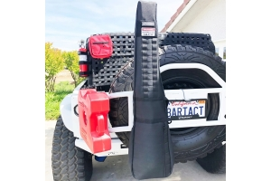 Bartact 60in Off Road Jack Cover/Rifle Case - Black