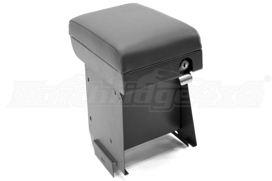 Tuffy Security Wrangler Security Console Insert  Medium Khaki (Part Number:139-11)