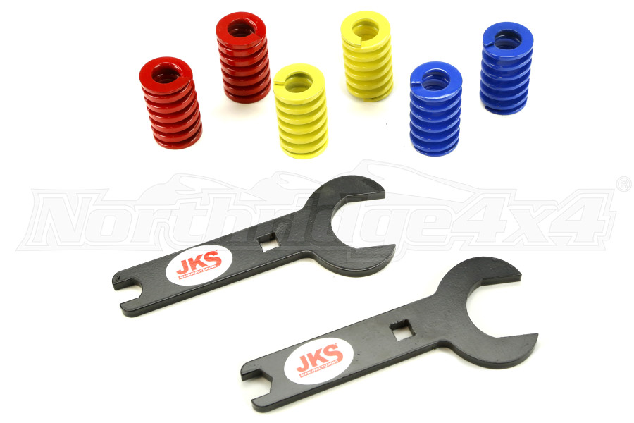 JKS Performance Spring Kit for Flex Connect Links (Part Number:PAC2100)