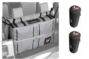 Rightline Gear Trunk Bag w/Roll Bar Bags - JK